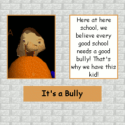 It S A Bully Baldi S Basics In Education And Learning Wiki Fandom