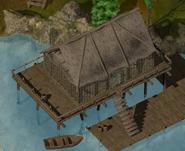 Werewolf Village Hut 7 Exterior BGEE