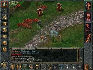 Interplay Baldur's Gate Screenshot 13