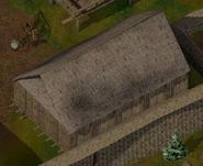 Werewolf Village Hut 3 Exterior BGEE