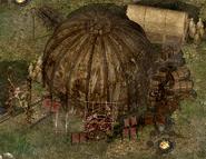 Bandit Camp Tent Exterior BGEE