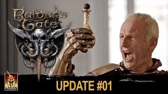 Baldur's Gate 3 - Community Update 01