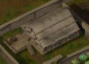Werewolf Village Hut 1 Exterior BGEE