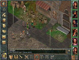 Interplay Baldur's Gate Screenshot 07