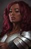Paladin (female) YANNER2B Portrait FoGaE