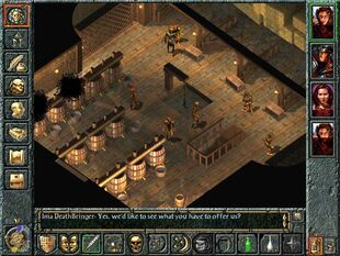 Interplay Baldur's Gate Screenshot 01
