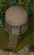 Werewolf Village Hut 11 Exterior BGEE