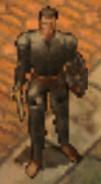 BGEE Priest of Helm NPC