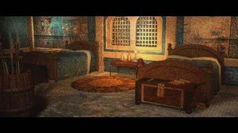 Baldur's Gate 2 - Inn Resting