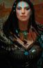 Human (female) MANLEY2 Portrait BG1EE