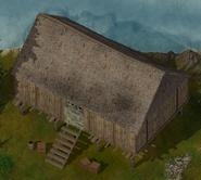 Werewolf Village Hut 6 Exterior BGEE