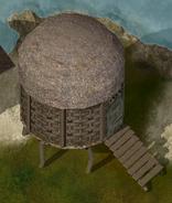 Werewolf Village Hut 9 Exterior BGEE