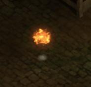 Delayed fireball