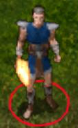 BGEE Druid NPC 1