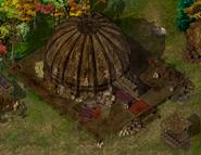 Tazok's Tent Exterior BGEE