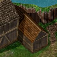 Cloakwood Mines Storehouse Exterior BGEE