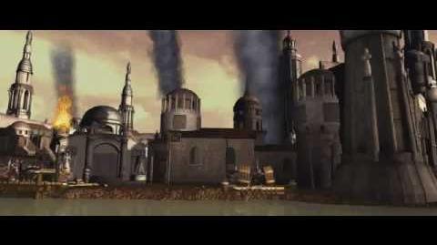 Baldur's Gate 2 Throne of Bhaal - Saradush