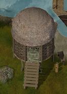 Werewolf Village Hut 8 Exterior BGEE