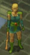 BGEE Priestess of Umberlee gold hair NPC