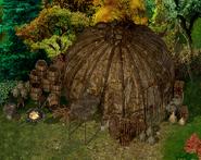 Bandit Camp Tent 1 Exterior BGEE