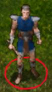 BGEE Druid NPC