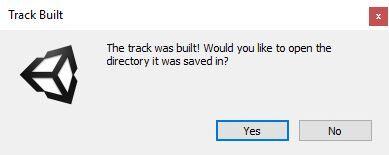 Track built prompt