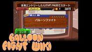 Donkey Konga 3 Balloon Fight song