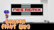 NES Remix All Balloon Fight Stages & Remixes