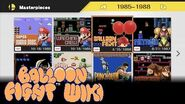 All Balloon Fight References in Super Smash Bros