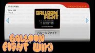 Balloon Fight (Japanese Wii VC) Gameplay