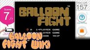 Amiibo Tap Nintendo's Greatest Bits Balloon Fight (NES) Demo Gameplay