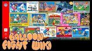 Famicom Nintendo Switch Online Balloon Fight Gameplay