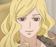 Marissa without make-up (Anime)