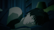 Eiji pretends not to notice