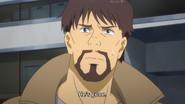 Shunichi tells Ash that Eiji is gone
