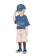 Ash Baseball
