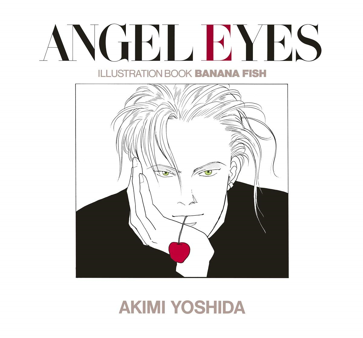 ANGEL EYES Illustration Book/Image Gallery