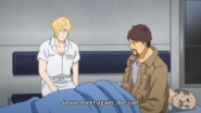 Ash tells Shunichi that they meet again