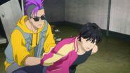 Eiji tells Shorter thanks
