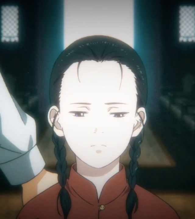 Yut-Lung's Mother