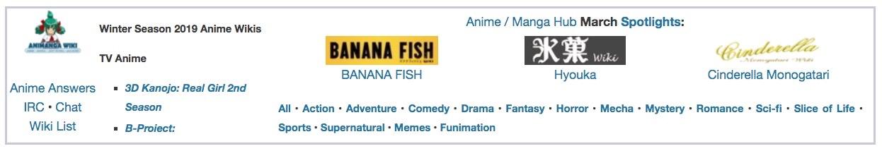 DragonKestrel/Banana Fish (March Spotlight)