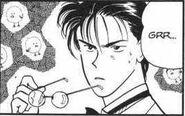 Eiji gets mad at Bones