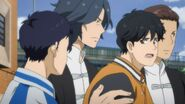 Eiji tells Yut-Lung's men to let go me