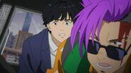 Eiji asks Shorter if he's ok