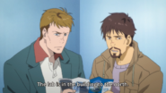 Shunichi tells Max that the lab is in the building to the north