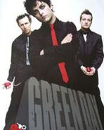Green day 176x220