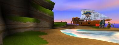 Crash Cove 2 CTR