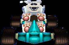 Polar Racer CTR