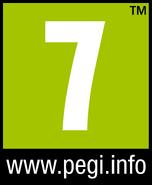 PEGI 7 icon