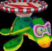 Crash Bandicoot The Wrath of Cortex Turtle
